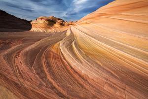 The Wave, Coyote Buttes, Paria-Vermilion Cliffs Wilderness, Arizona, USA by Russ Bishop
