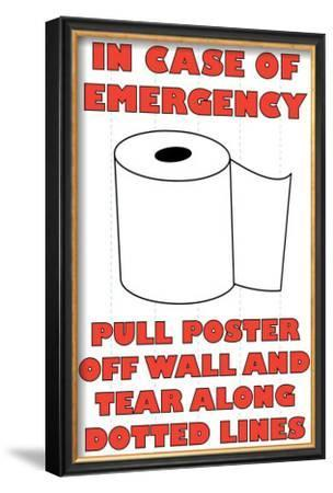 In Case of Emergency II by Russ Lachanse