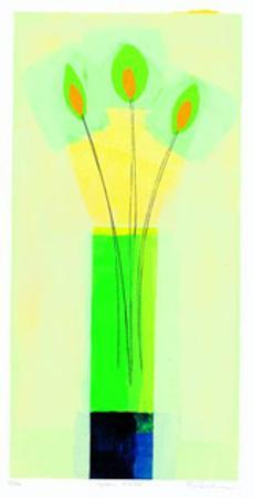Green Vase, c.2000