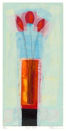 Red Vase, c.1999