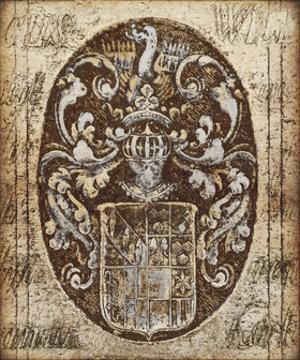 Coat Of Arms I by Russell Brennan