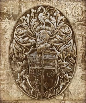Coat Of Arms II by Russell Brennan