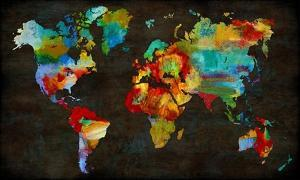 Color My World by Russell Brennan