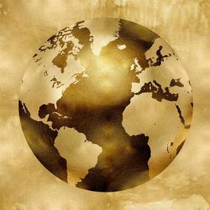Golden Globe by Russell Brennan