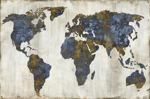 The World I by Russell Brennan