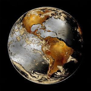 World Turning II by Russell Brennan