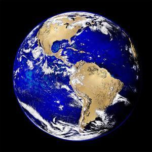 World Turning V by Russell Brennan