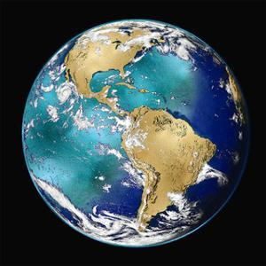 World Turning VI by Russell Brennan