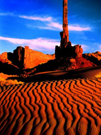 Monument Valley, Totem Pole