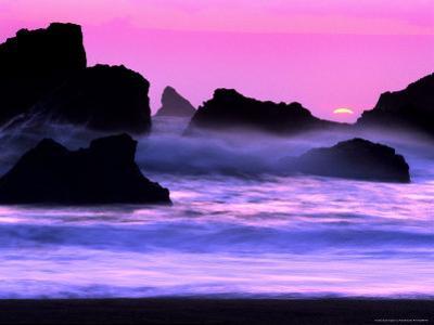 Oregon, Harris Beach