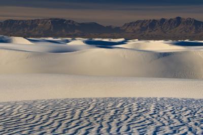 White Sands National Monument Grand Scenic