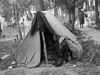 Homeless Boy, 1937