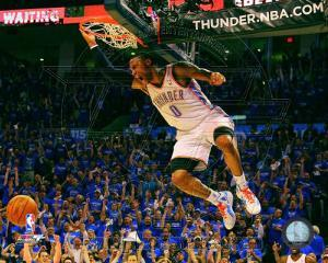 Russell Westbrook 2010-11 Playoff Action