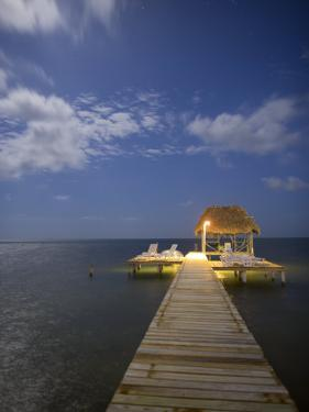 Caye Caulker, Belize by Russell Young