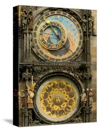 The Astronomical Clock, Prague, Czech Republic by Russell Young