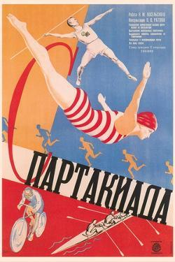 Russian Athletes Film Poster