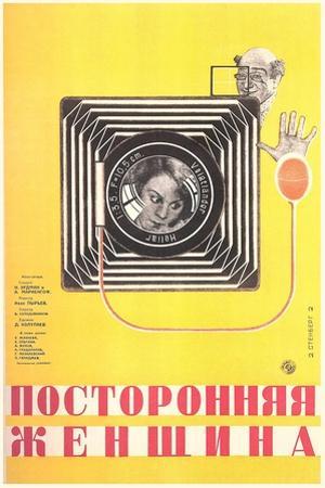 Russian Camera Film Poster