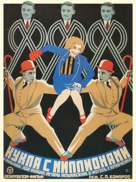 Russian Dancers Film Poster