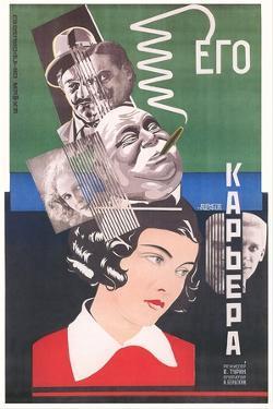 Russian His Career Film Poster