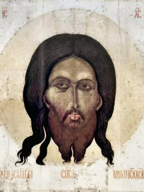 Russian Icon: The Savior