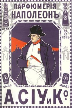 Russian Napoleon Poster
