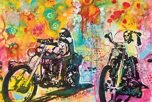 Easy Rider by Russo Dean