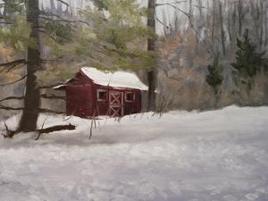 Barn by Rusty Frentner