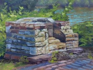 Bricks by Rusty Frentner
