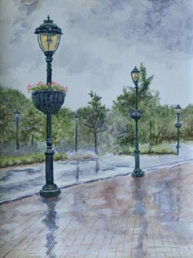 Lamp Posts by Rusty Frentner