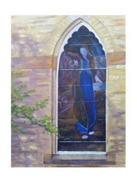 Stain Glass Window by Rusty Frentner