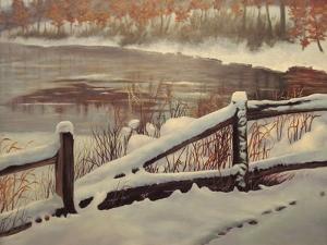 Winter Magic by Rusty Frentner