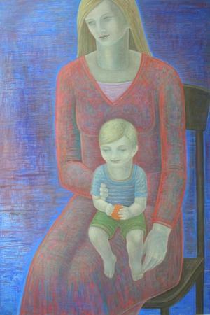Madonna and Child by Ruth Addinall