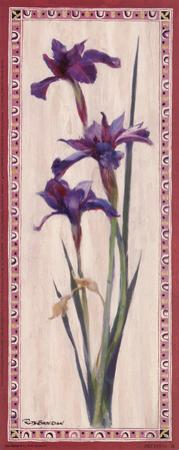 Iris Panel II by Ruth Baderian