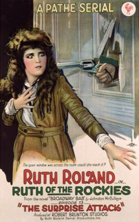 Ruth Of The Rockies - 1920