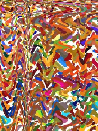 Splotches Multicolor