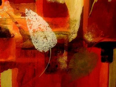 Autumnal Comfort III by Ruth Palmer
