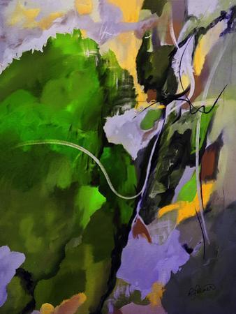 Lush Green Island by Ruth Palmer