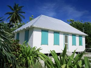 Typical Cottage, George Town, Grand Cayman, Cayman Islands, West Indies, Central America by Ruth Tomlinson
