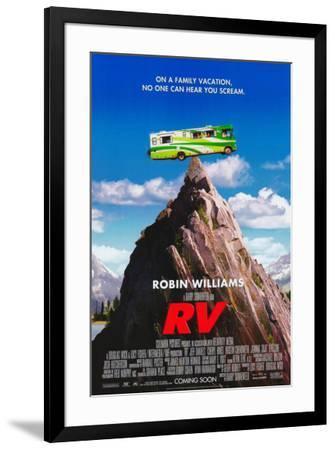 RV--Framed Poster