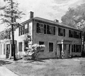 Rw Emerson, Home, Harper
