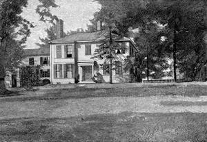 Rw Emerson, Home, St Nich