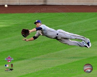 Ryan Bruan 2010 MLB All-Star Game Catch