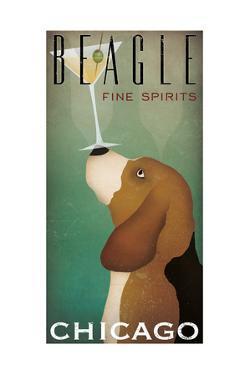 Beagle Martini by Ryan Fowler
