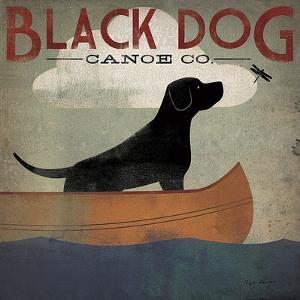 Black Dog Canoe Co. by Ryan Fowler