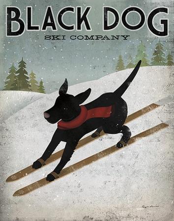 Black Dog Ski Co. by Ryan Fowler