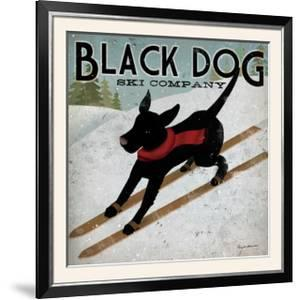 Black Dog Ski by Ryan Fowler