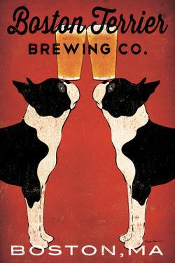 Boston Terrier Brewing Co Boston by Ryan Fowler