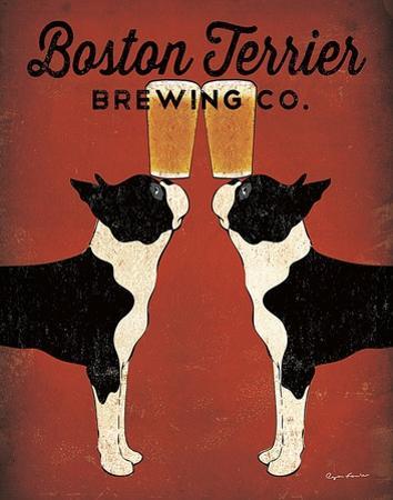 Boston Terrier Brewing Co. by Ryan Fowler