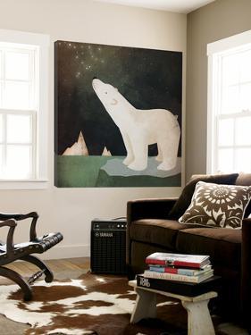 Constellations Polar Bear by Ryan Fowler