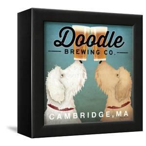Doodle Beer Double - Cambridge MA by Ryan Fowler